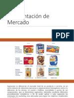3.- Segmentación de Mercado