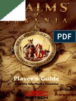 Realms of Arkania Manual