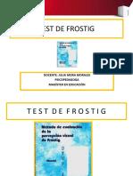 Clase Test de Froastig