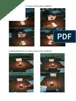 Gambar Pemantulan Cahaya Pada Lensa Cembung