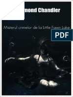 Raymond Chanlder - Misterul crimelor de la Little Fawn Lake.docx