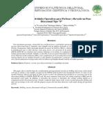 Consideraciones y Actividades Operativas Para Perforar y Revestir Un Pozo Direccional Tipo s