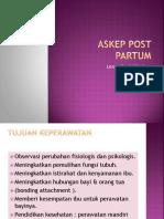 Askep Post Partum-post Natal
