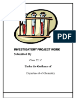 chemistryproject- 12