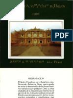 La Quinta y Molino de Presa 1985