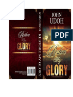 Restore My Glory by Apostle John Udoh 2017