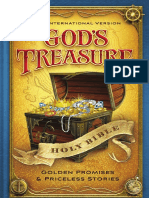 NIV God's Treasure Holy Bible Sampler