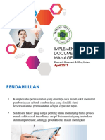 Presentasi DMS BRSU Tabanan