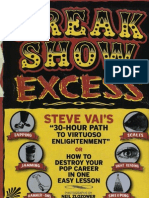 Steve Vai - 30hr Guitar Complete]