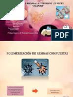 Polimerizacion de Resinas Compuestas