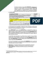 Infracciones y Penalidades de Proyecto