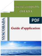 Guide d'Application Du SYSCOHADA Reduit 2