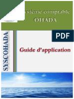 Guide d'Application Du SYSCOHADA Reduit 2