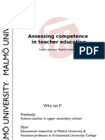 Jonsson, Anders_Assessing Competence in Teacher Education