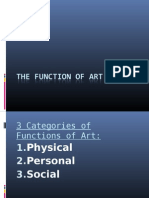 The Function of Art