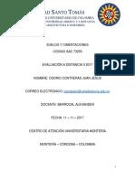 PDF - PDF Evaluación a Distancia Suelos y Cimentaciones