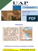EXPOSICION GEOLOGICA