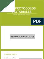Fuentes - Historia Material