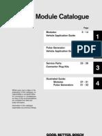 Bosch Ignition Modules