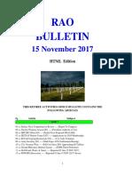 Bulletin 171115 (HTML Edition)