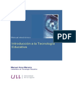 Introduccion a La Tecnologia Educativa(2)