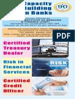 Capacity Building in Banks - IIBF Brochure