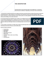 Gothic Report