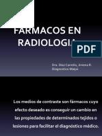 Farmacos en Radiologia