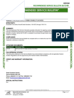 KODIAK 100_recommended Service Bulletin