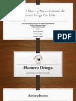 Homero Ortega Final