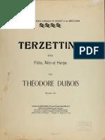 DUBOIS Terzettino