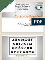 Curso en Español Pronombre