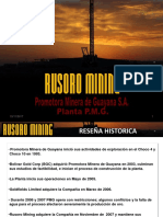 Presentacion Proceso Planta p.m.g.