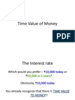 09 Time Value of Money