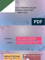 11. TEKNOLOGI TERAPAN DALAM   PELAYANAN NIFAS DAN MENYUSUI.pdf