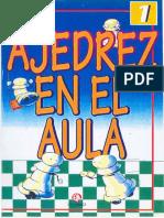 Ajedrez en El Aula 1 – Anguix, Ballester, Bueno y Gascó