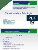 Beneficios de La Tribología