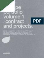 Agape 08 Portfolio Volume 1 References Catalogue 04 2016 v20170503