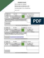 Informe de Aula Telematica - Noviembre