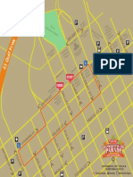 2017 Thanksgiving Day Parade Route Map