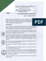 Reglamento Insignia y Uniforme Oficial