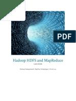 Lab 1 - Hadoop HDFS and MapReduce (1)