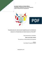 01 Tesis_Consideraciones de Restructuración Legislativa Vivienda Social y Desarrollo Urbano_MTDV 2017