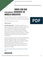 Dos Apps Con Que Finlandia Transmite Su Modelo Educativo _ Expansión