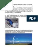 Conocimientos Basicos de Instalaciones Electricas Imprimir
