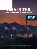 """Asia in the """"Second Nuclear Age"""""""