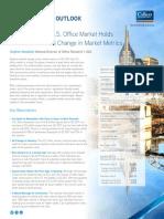 Q3 2017 U.S. Office Market Outlook Report