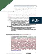 Aclaraciones a presentación Polimedicados 2017