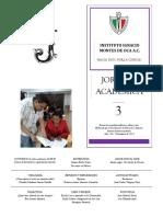Jornada Académica Año 1 No. 3 Jul-Ago 2014