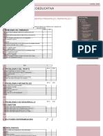 Intervencion Psicoeducativa _ Cuestionario de Antecedentes Prenatales, Perinatales y Neonatales